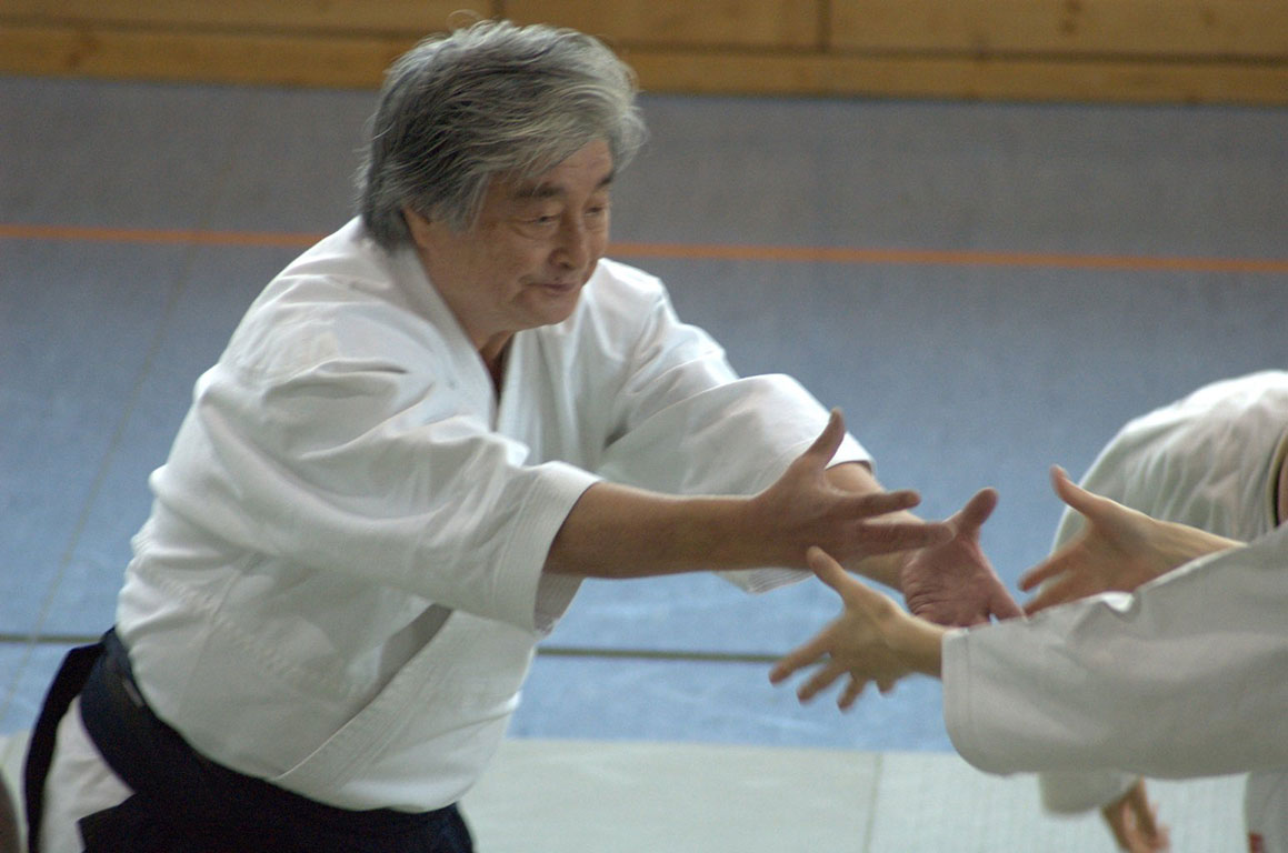 Sensei Yamada 's Official Website - Sansuikai Europe.